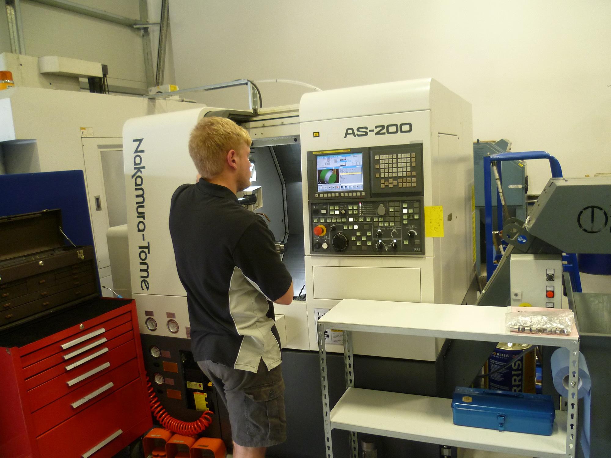 Versatile Nakamura extends scope for EDM - Engineering Technology