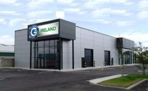 ETG Ireland Outside Building