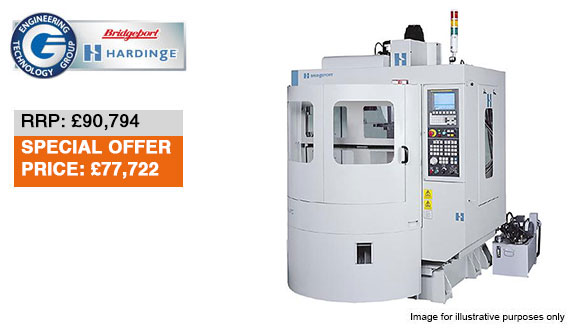 Bridgeport Hardinge GX480 - Automatic Pallet Changer and More!