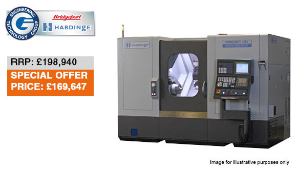 Bridgeport Hardinge Conquest H51F