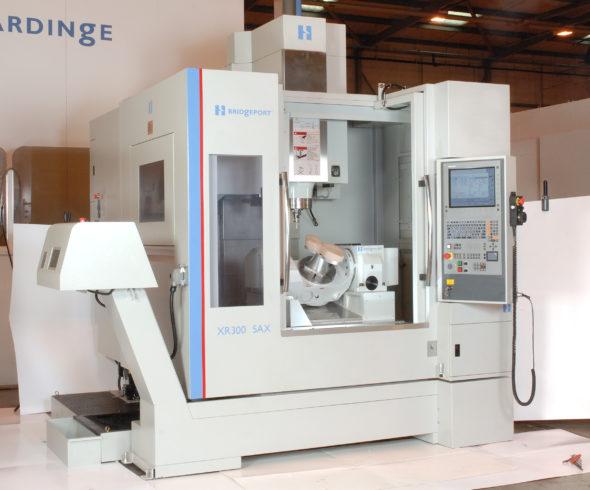 Bridgeport Hardinge | CNC Metalworking | Engineering Technology Group