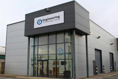 ETG CNC Machines Ireland Showroom