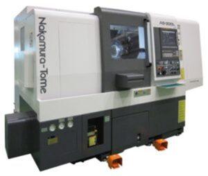 Nakamura CNC machine