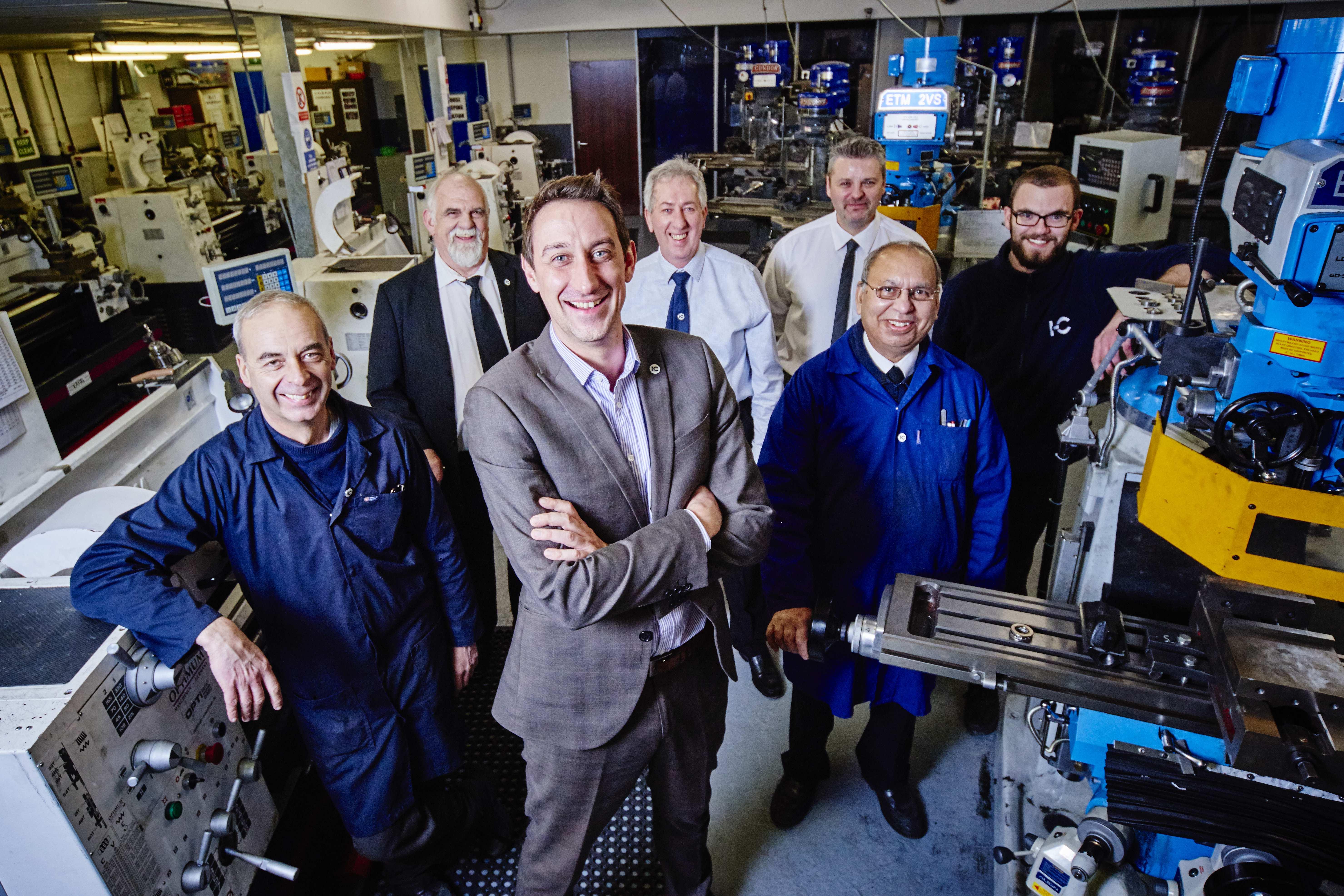 UK Technical partners