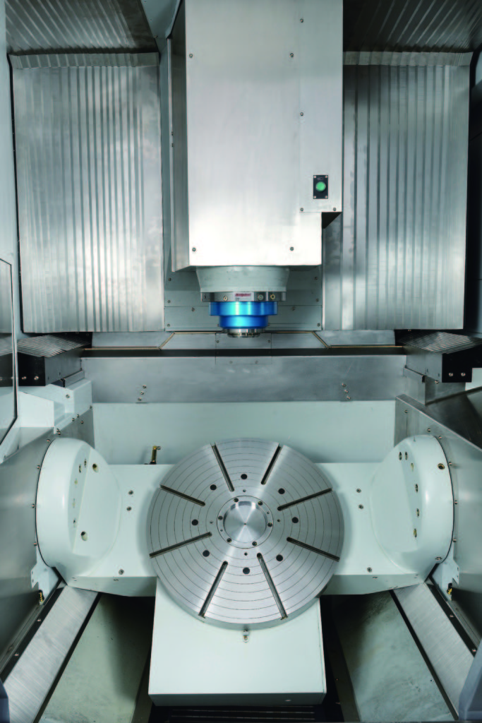 5 axis cnc machine