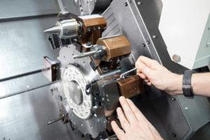 Maintaining machinery