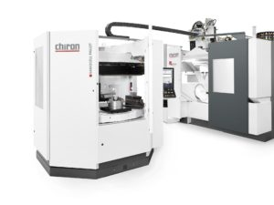 CHIRON Group launch a new series of machining centres - ETG