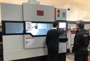Quaser at Tayside Precision